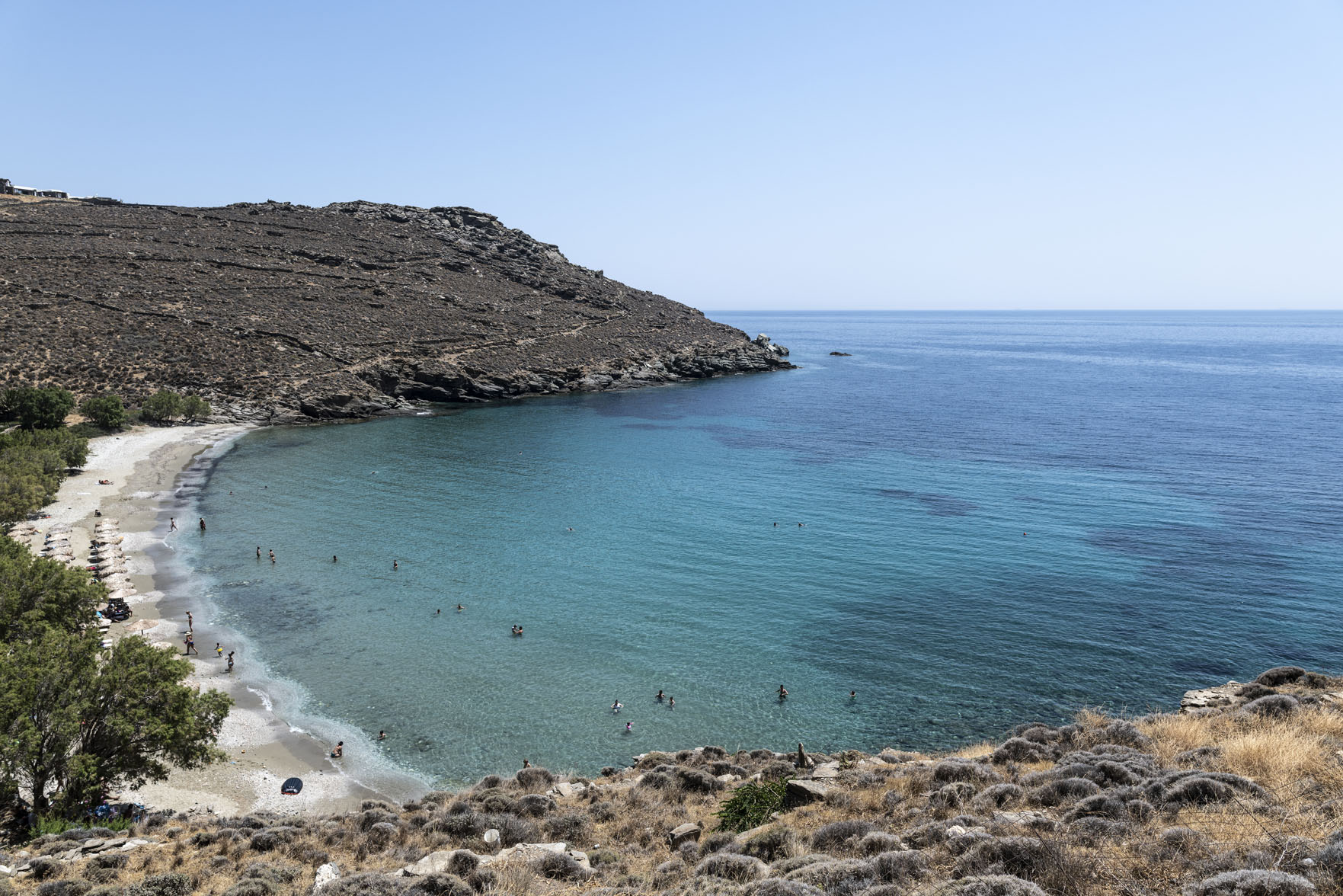 The New York Times about the Greek island of Tinos